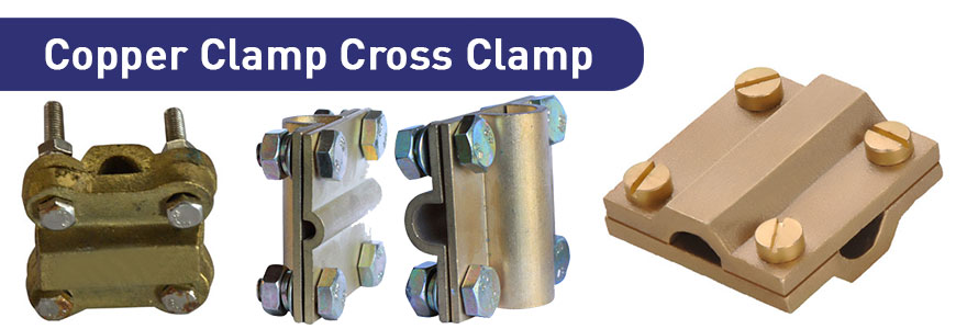 Copper Clamp Cross Clamp